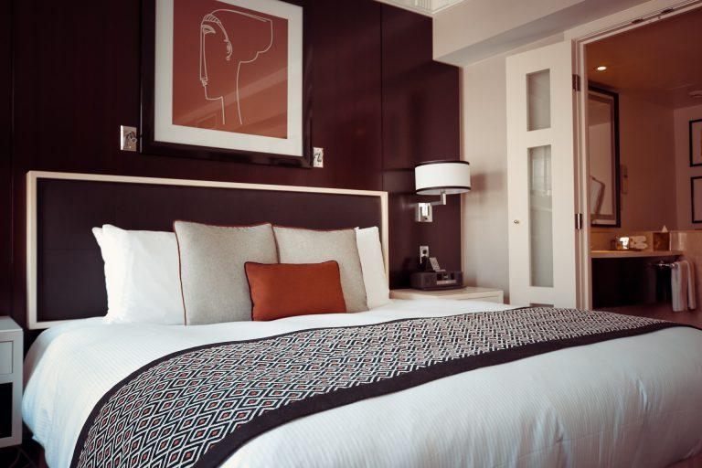 Pokój hotelowy - wnętrze
